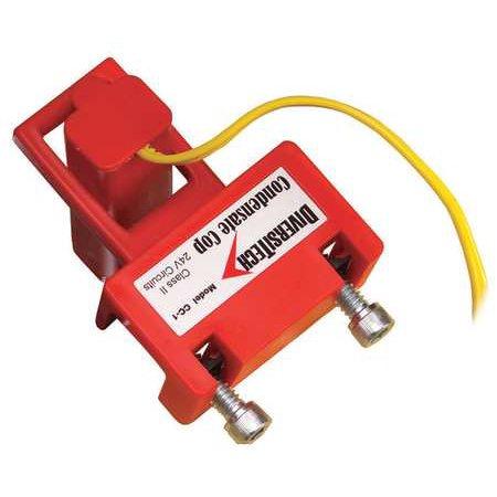 DIVERSITECH Condensation Pan Switch,NC,24VDC,Wire