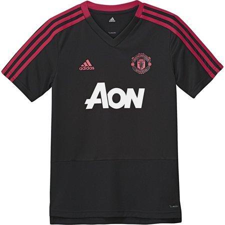 new arrival 53c1a afcb3 adidas Kid's Manchester United Training Jersey   CW7611