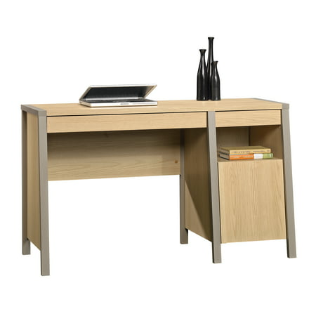 Ash Office Desk (Sauder Select Office Desk, Urban Ash Finish)