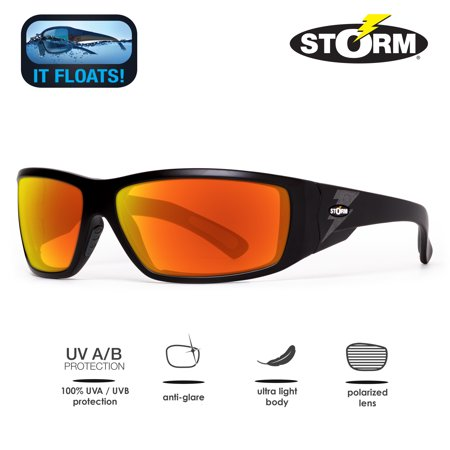 6502ed8896f Storm Polar Float Fishing Glasses - Walmart.com