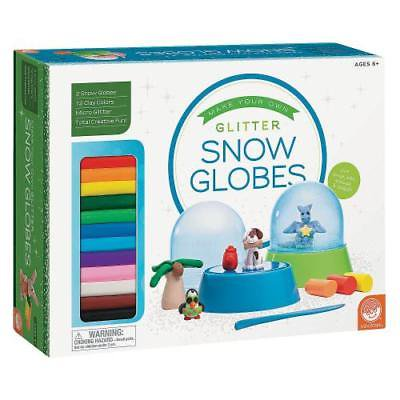 Make Your Own Snow (MindWare Make Your Own Glitter Snow)