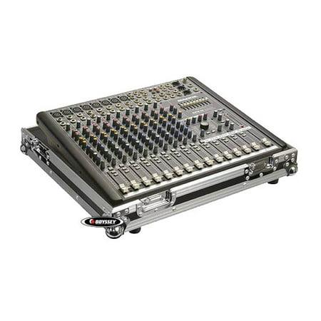 Odyssey Cases FZCFX12 New Flight Zone Mackie Cfx12Mkii DJ Sound Mixer Ata Case Mackie Dj Mixers