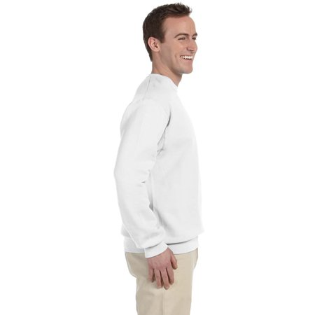 Jerzees Men's Crew Neck Long Sleeve Fleece - Jerzees Long Sleeve Sweatshirt