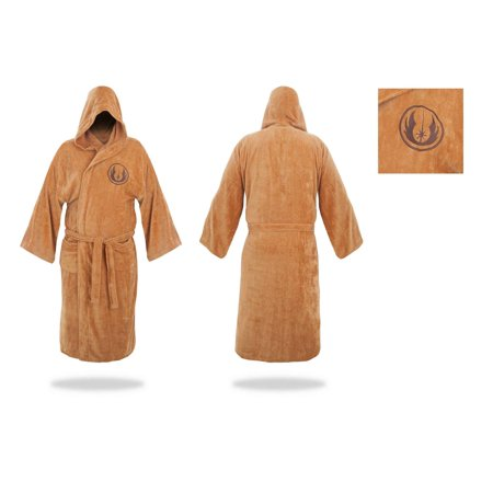 Star Wars Bathrobe (Star Wars Jedi Cotton Hooded)