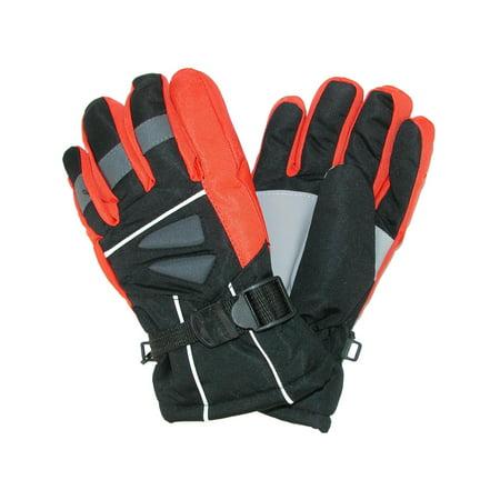 Atomic Kids Ski - Size  one size Kids' 4-7 Multi Tone Ski Gloves