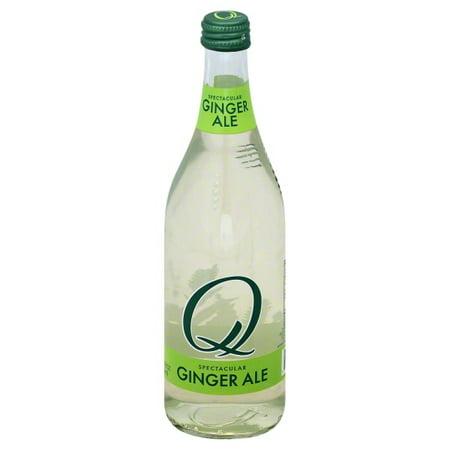 Q Drinks Cocktail Mixer, Ginger Ale, 16.9 Fl Oz, 1 - Newcastle Brown Ale Bottle