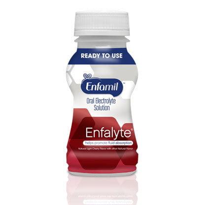 mead johnson Enfamil Premium Pediatric Oral Electrolyte Solution Fruit 6 oz - Case of 24