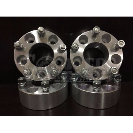 4pc Wheel Spacers 2