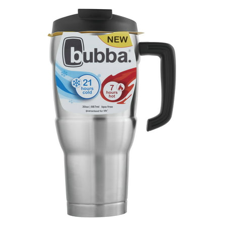 Bubba Hero Extra Large 30 Ounce Vacuum Insulated Stainless Steel Travel Mug
