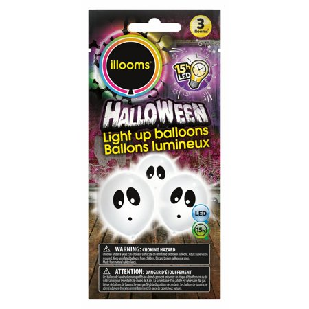 Halloween Pumpkin Balloon Game (Unique Halloween Pumpkin Illooms LED Light Up 9