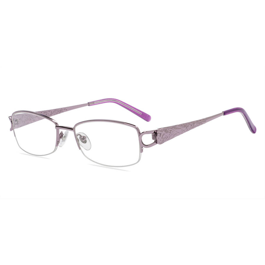 Contour Womens Prescription Glasses, FM11550 Purple - Walmart.com at Walmart - Vision Center in Connersville, IN | Tuggl