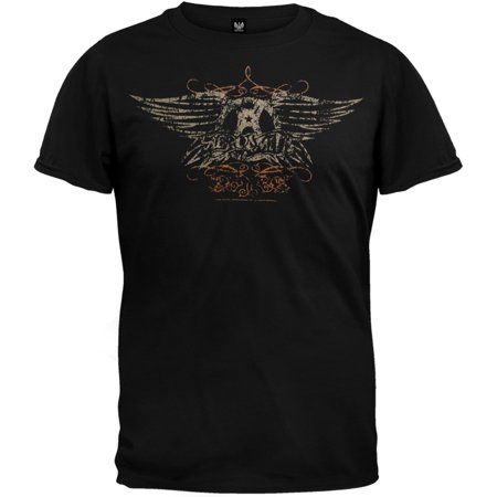 Image of Aerosmith - Faded Wings T-Shirt