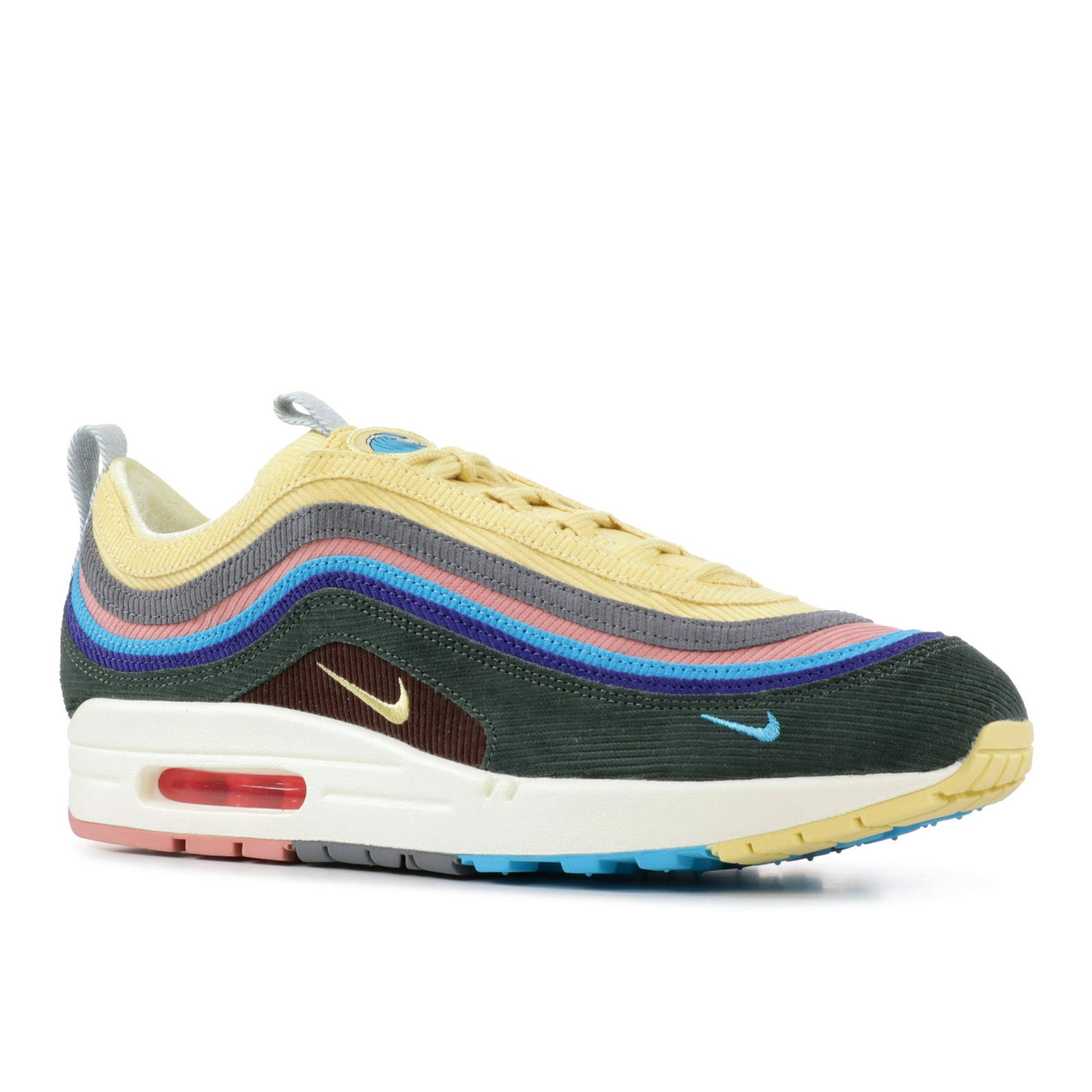 Nike Men Air Max 197 Vf Sw 'Sean Wotherspoon' Aj4219 400 Size 6