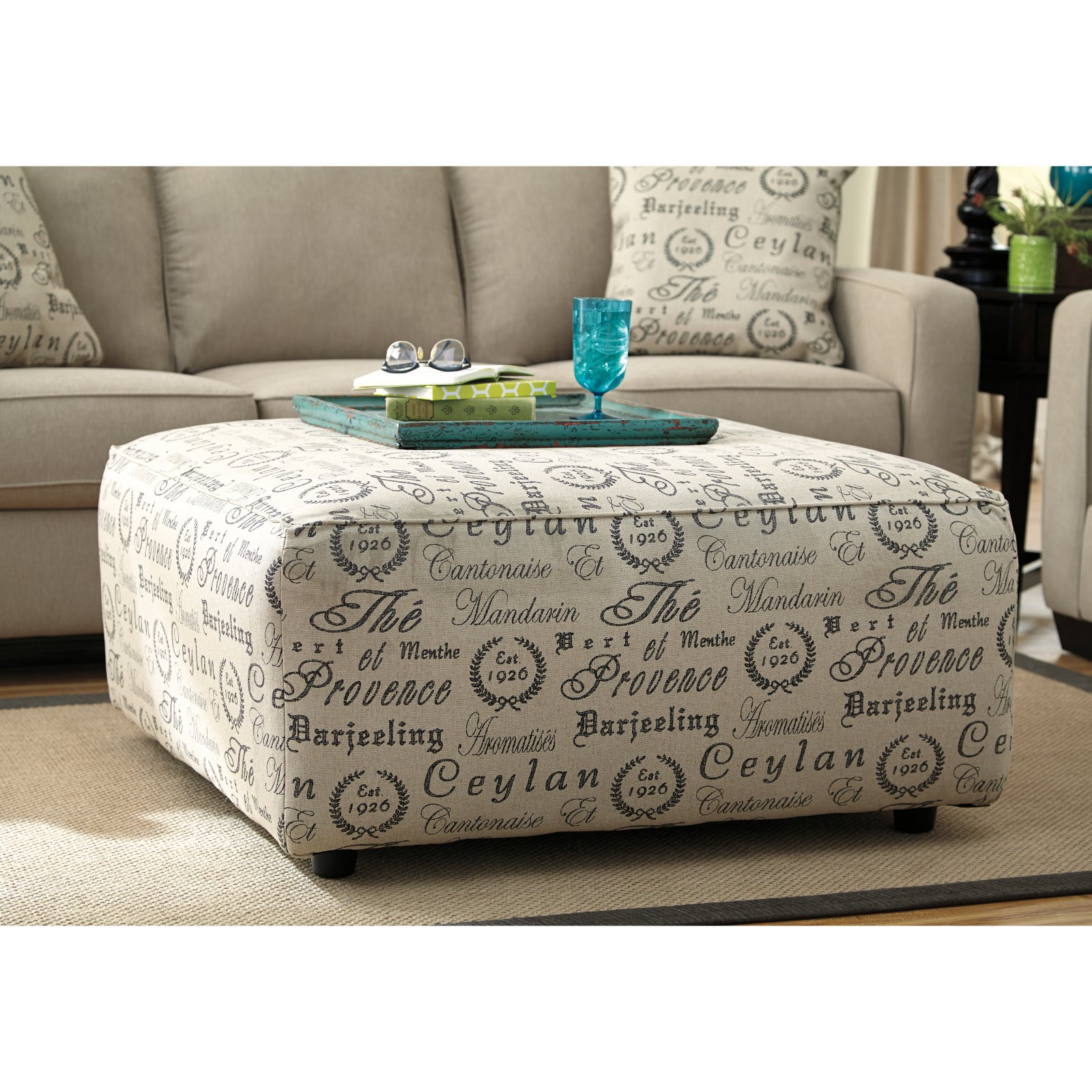 Ashley Signature Collection: Signature Design By Ashley Furniture Ottomans Collection