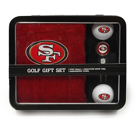 Team Golf San Francisco 49ers Golf Gift Set