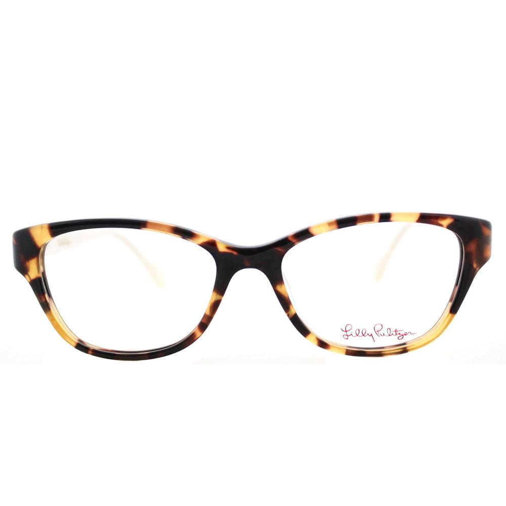 1b60a56f7c LILLY PULITZER Eyeglasses HOLBROOK Tortoise 50MM - Walmart.com