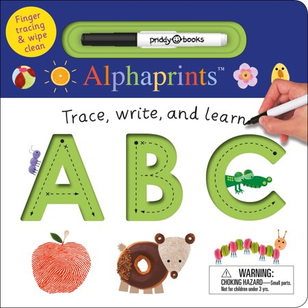 Trace Write and Learn ABC (Board Book)](Abc Halloween Contest)