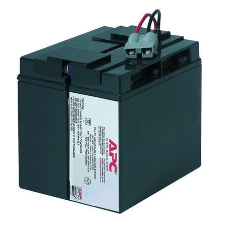Ups Part - APC Replacement Battery Cartridge #7 - UPS battery - lead acid