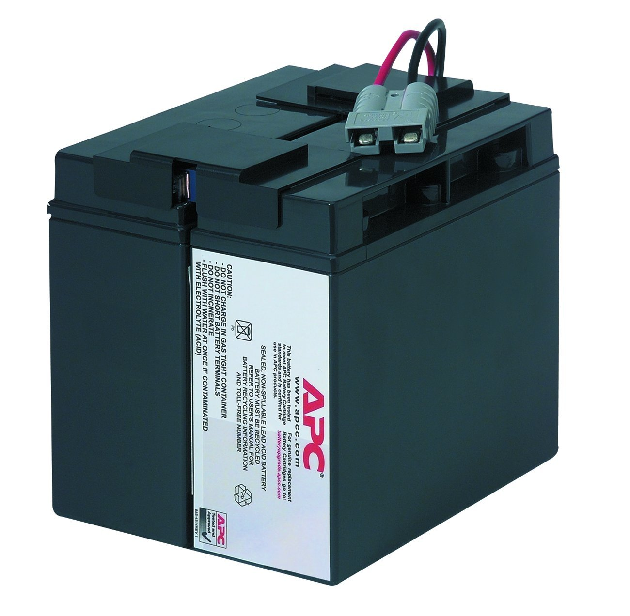 APC Replacement Battery Cartridge #7 - UPS battery - lead acid