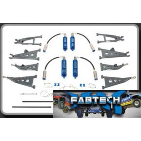 Fabtech FTS21068BK FABFTS21068BK 07-08 GM 2500 HD 8IN PERFORMANCE LIFT- COMPONENT BOX 1 ()