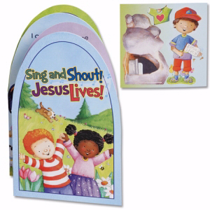 Sing And Shout! Jesus Lives! Accordion-Fold Booklet
