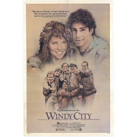 Windy City Movie Poster Print (27 x - Windy City Movie
