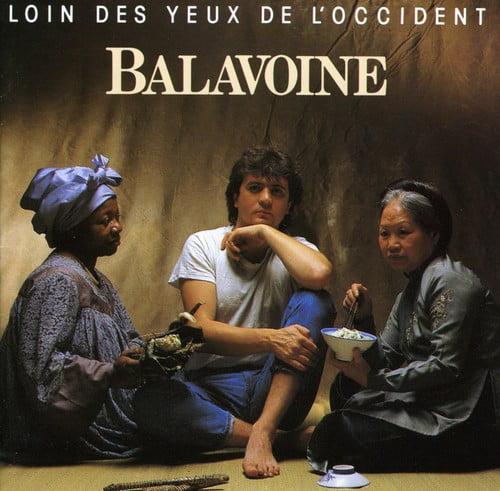 Daniel Balavoine - Loin Des Yeux De L'Occident [CD]