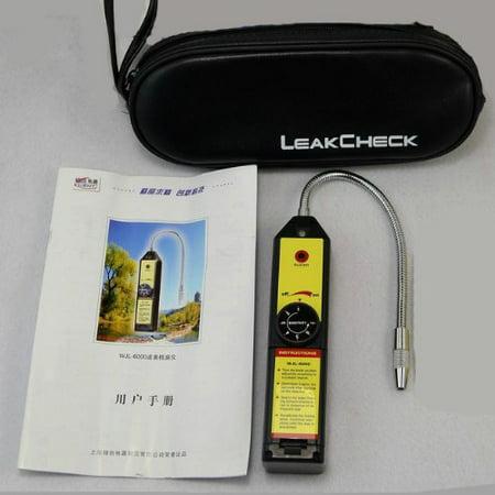 Zerone Leak Detector,Halogen Gas CFC HFC Refrigerant Leak Detector R134a R410a R22a HVAC Checke