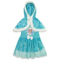 Disney Frozen Queen Elsa Infant Baby Girls Costume Cosplay Dress 12 Months