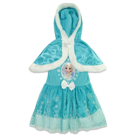 6 Month Baby Costumes (Disney Frozen Queen Elsa Infant Baby Girls Costume Cosplay Dress 12)