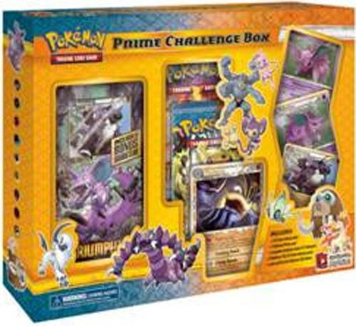 Pokemon Triumphant Prime Challenge Box