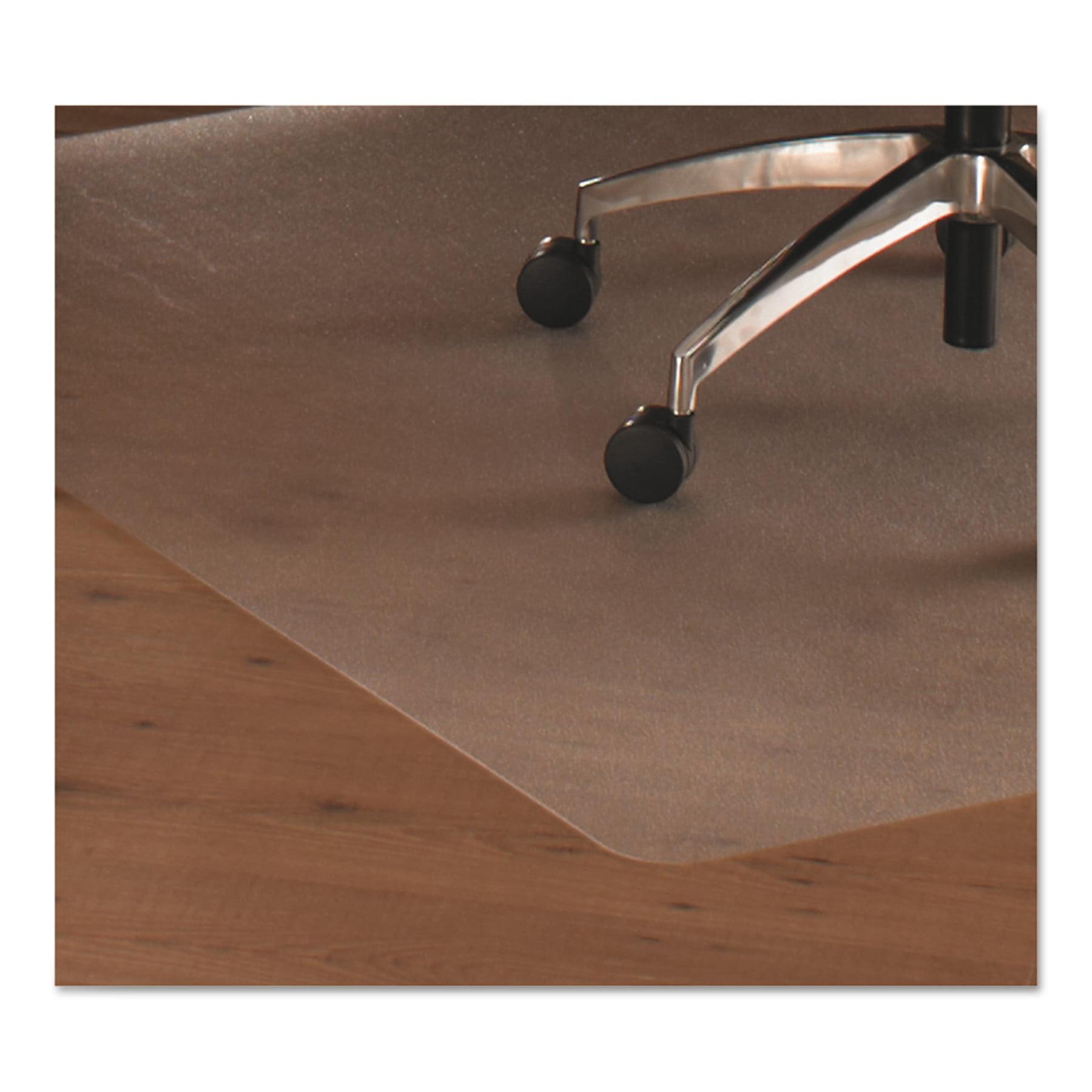 Floortex Cleartex Ultimat Polycarbonate Chair Mat for Hard Floors