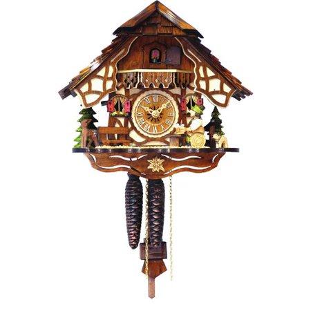Alexander Taron Engstler Driven Cuckoo Clock
