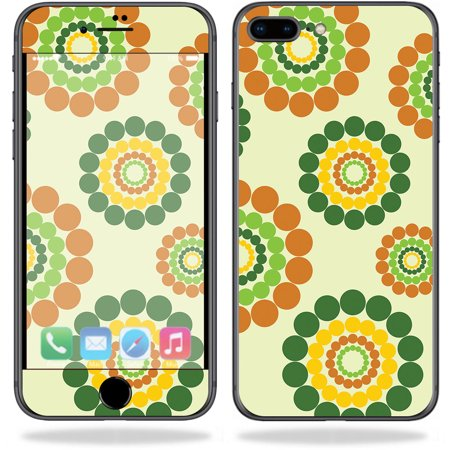 Easy Hippie Outfits (Skin for Apple iPhone 8 Plus - Hippie Flowers| MightySkins Protective, Durable, and Unique Vinyl Decal wrap cover  | Easy To Apply, Remove, and Change Styles | Made in)