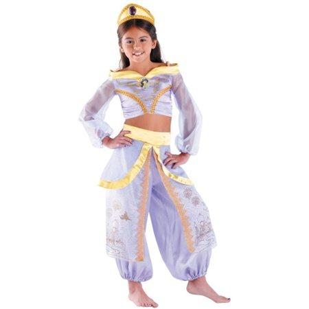 Morris Costumes Jasmine Prestige Child 3T-4T for $<!---->