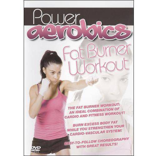 Power Aerobics: Fat Burner Workout (Full Frame)