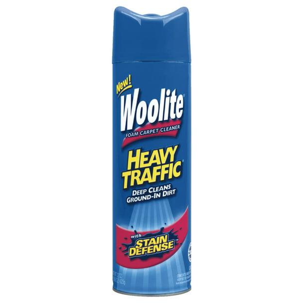 Woolite Heavy Traffic Stain Defense Foam Carpet Cleaner 22 Oz Walmart Com Walmart Com