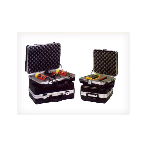 Chicago Case Company Foam-Filled Product Display and Instrument Case: 12'' H x 11'' W x 4'' D