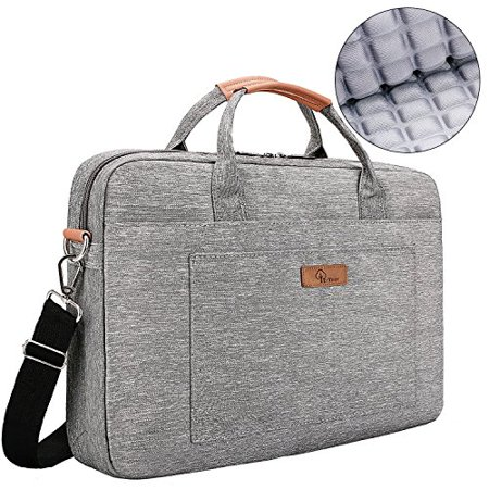 E-Tree 13.3 inch Laptop Sleeve Handbag for 13 to 14 Notebook Shock Proof Ultra Light Weight Oxford Laptop Shoulder Bag - image 4 of 5
