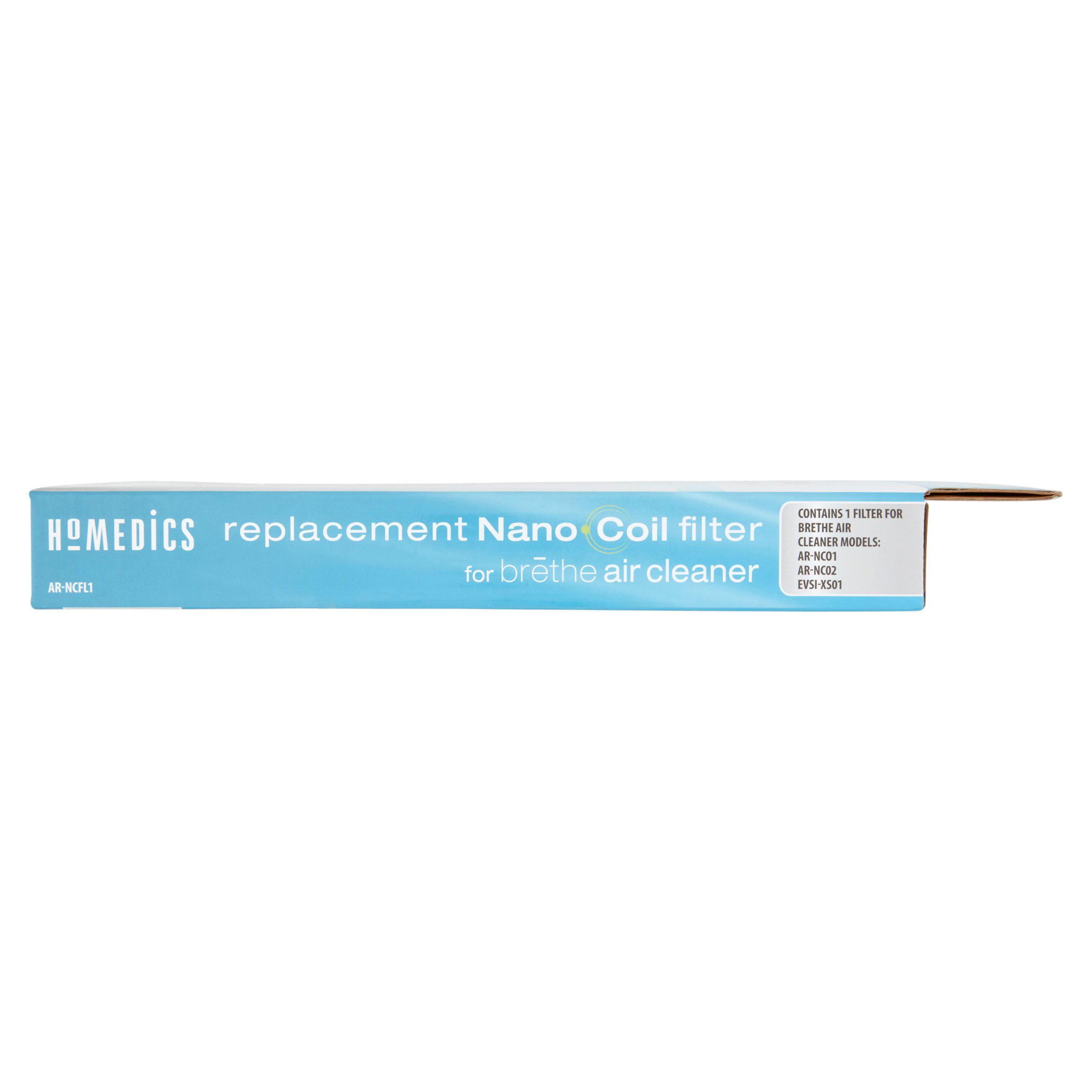 Homedics Replacement Nano Coil Filter ...