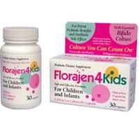 Floragen 4 kids probiotic dietary supplement-30 caps