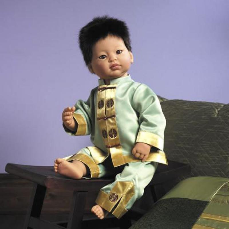 Lee Middleton Sheng Li by Middleton Doll