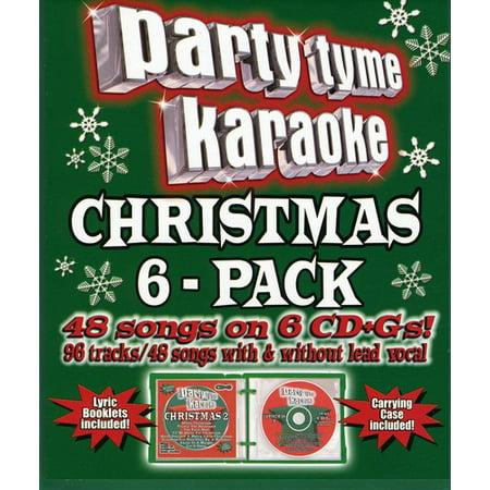 Anderson Karaoke             Party Tyme Christmas ()