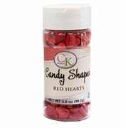Cinnamon Candy Hearts CK Products 4 Oz Valentine Valentines Day Party