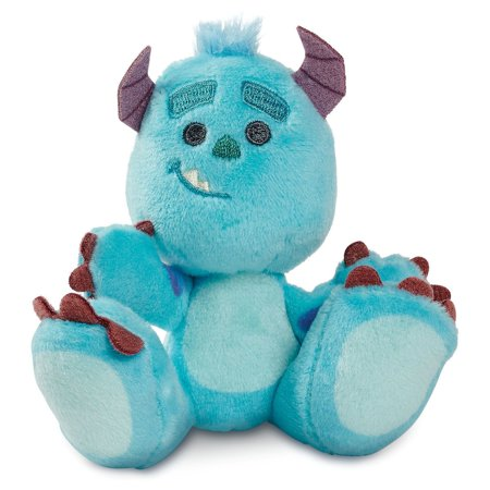 Tiny Hands Toy (Disney Sulley Tiny Big Feet Plush Micro New With)