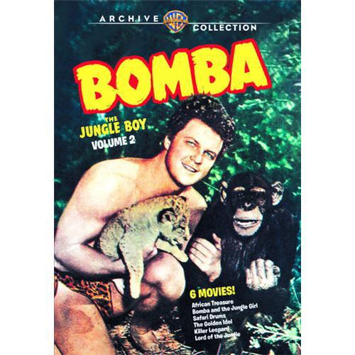 Bomba, The Jungle Boy: Volume 2 (DVD) by Allied Vaughn