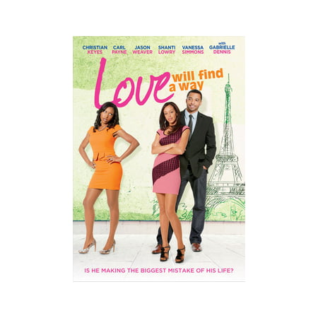 Love Will Find a Way (DVD) (Best Way To Find Duplicate Files On Mac)