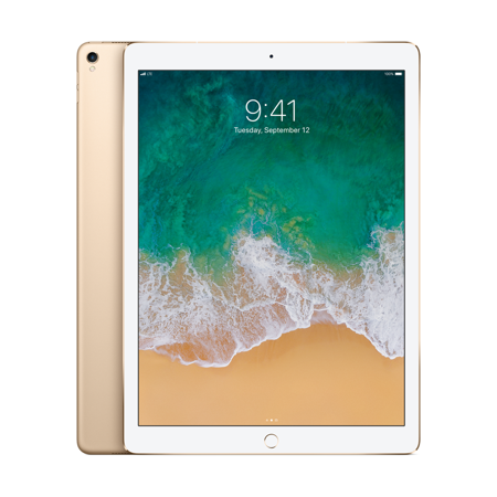 Apple MPA62LL/A iPad Pro 12.9-inch (Latest Model) with Wi-Fi + Cellular 256 GB Gold
