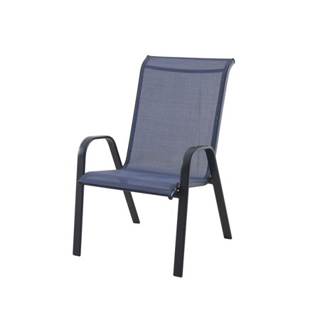 Mainstays Heritage Park Over Sized Stacking Sling Chair