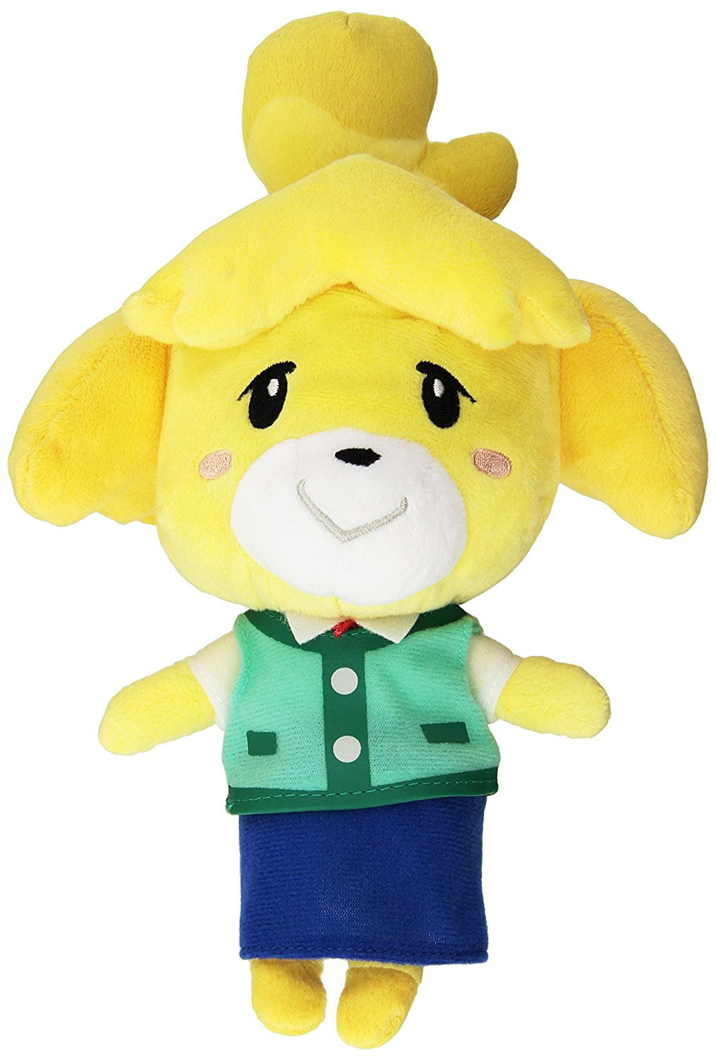 Little Buddy Llc Animal Crossing Isabelle 8 Plush Walmart Com